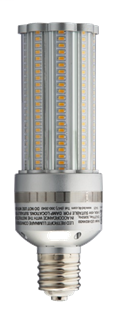 LED-8024M40-A 45 Watt LED Post Top HID Retrofit Lamp, 4000K, E39 Base, 120-277V, 6930 Lumens, Non-Dimming (Replaces 250W HID) 120 277 Volt, Light Efficient Designs