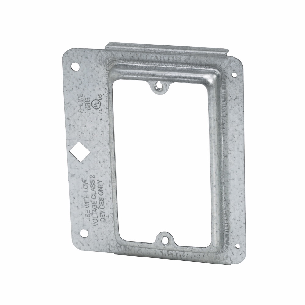Cooper B-Line,BB15,SINGLE GANG STUD BRACKET