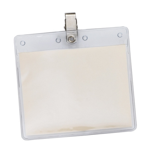 Minerallac Company,11102,BADGE HOLDER/CLIP-ON