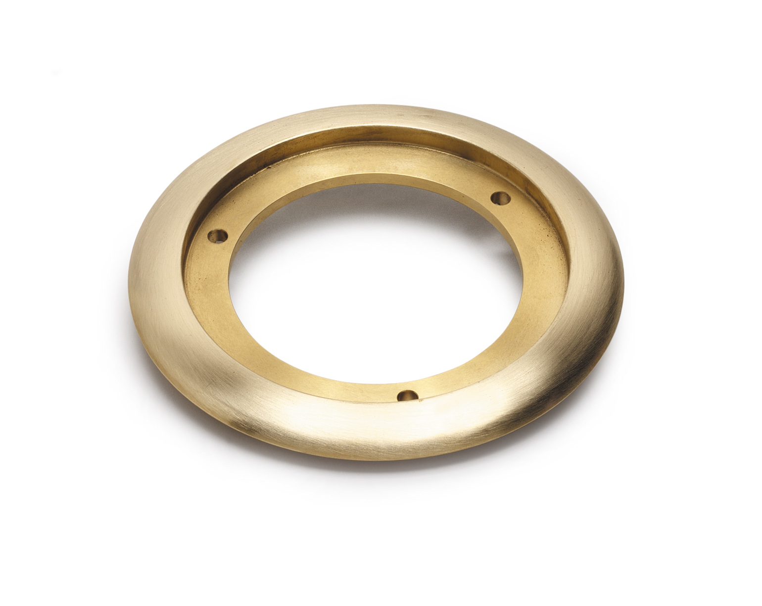 Lew Electric Fittings,SCF-1,BRASS CARPET FLANGE FOR 4