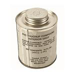 Robroy,PBTOUCHUP-GRAY-PT,PINT EXTERIOR GRAY TOUCH UP NONSPRAY