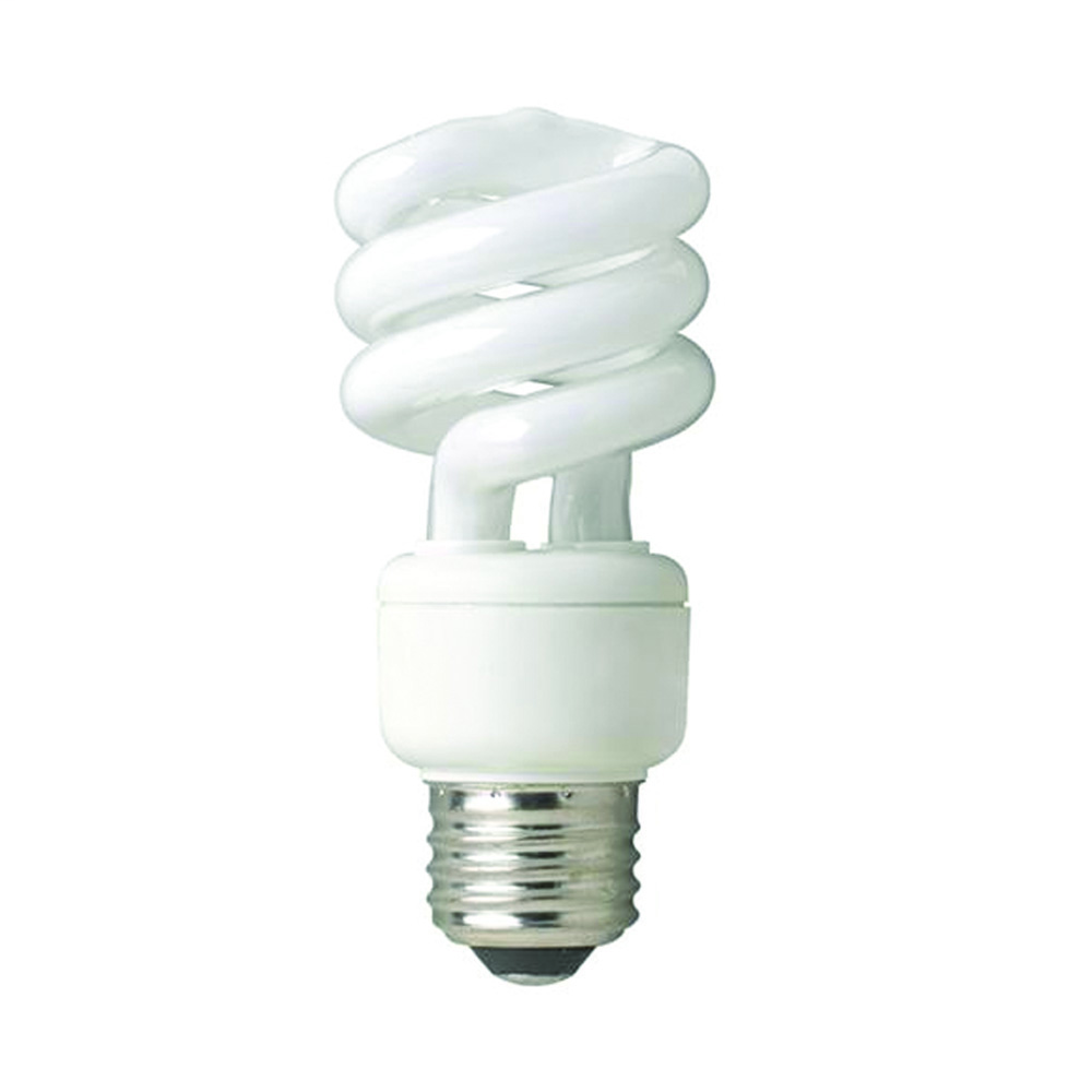 Shat-R-Shield,87654T,CFL 23W/MINI TWIST/27K (PK X 10)