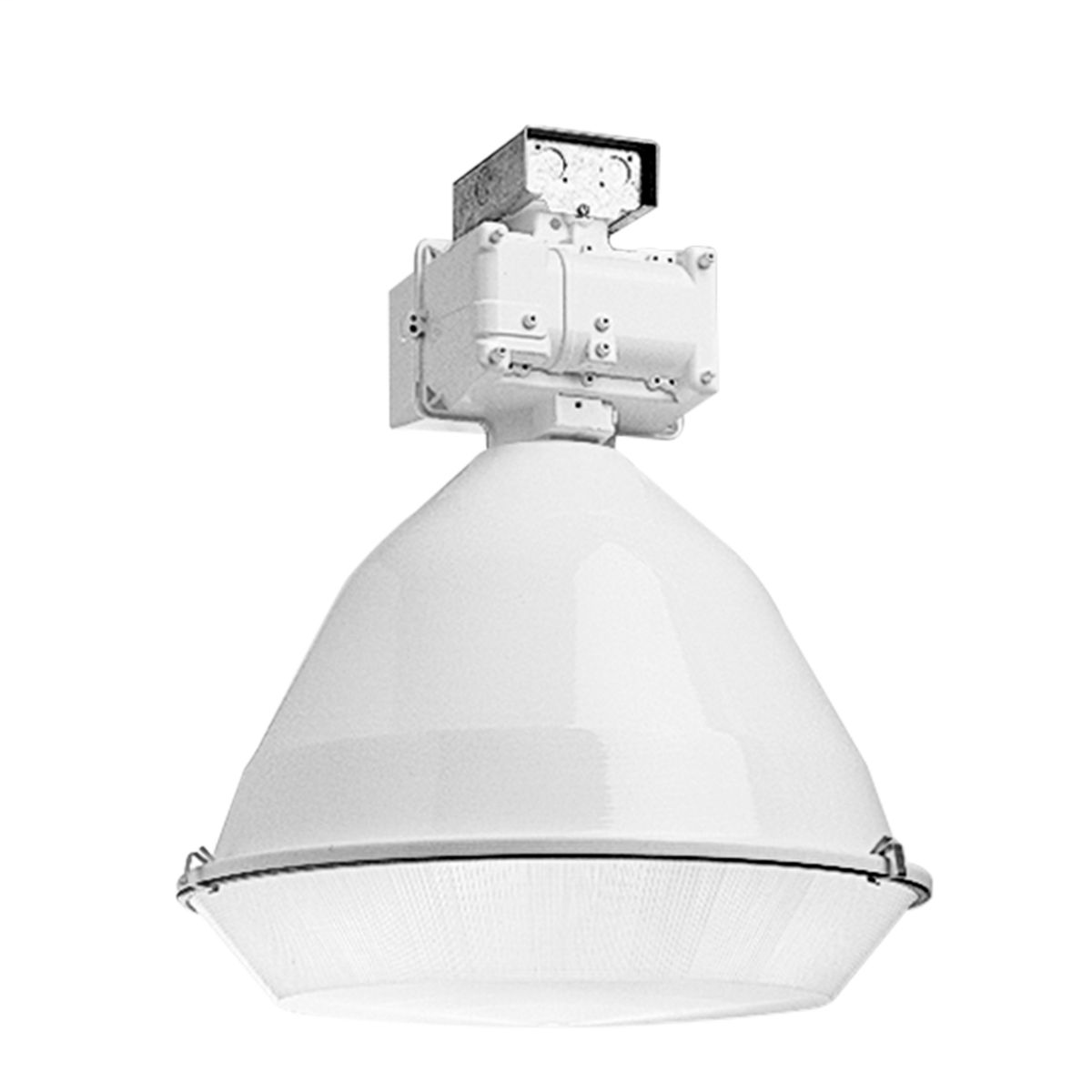 Hubbell Lighting Industrial,BL-LB1,Optic lowbay 23IN Acrylic ENC reflector