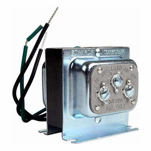 EDW 592 TRANSFORMER, 120V AC PRIMARY, 8, 16, 24V SECONDARY