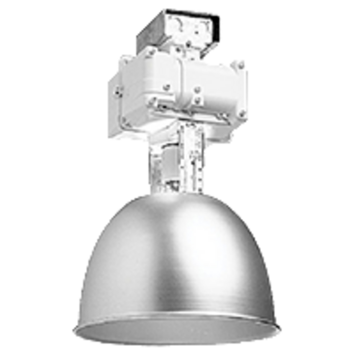HUBBELL LIGHTING INDUSTRIAL,BL-400S8-SU-WH,BL SuperBay, Lamp Wattage: 400 W