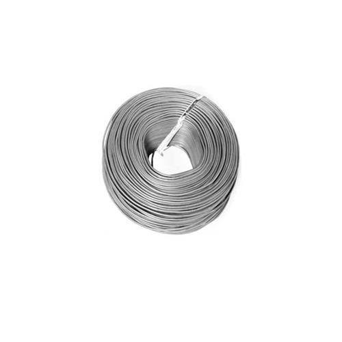 EPCO, Galvanized Tie Wire, Galvanized Wire, Conductor Size: 16 AWG, Outside Diameter: 0625 IN, Length: 350 FT (Per Roll), Tensile/breaking Strength: 45 to 60000 PSI, Yield: 0104 LB/FT