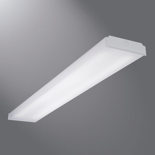 4 ft. LED Linear Striplight, 4000 lumens, 4000K, 0 - 10V dim driver