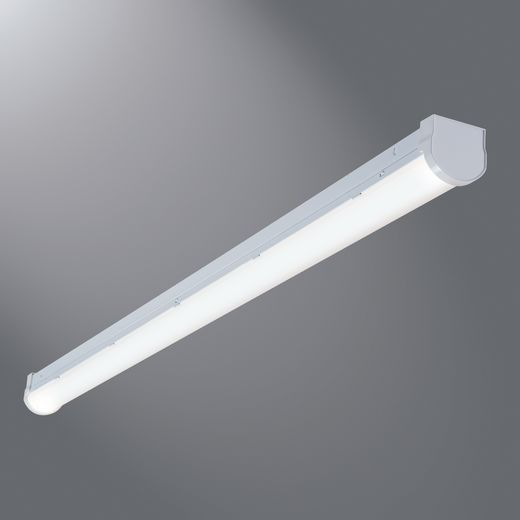 8' Linear LED Striplight, 10000 lumen, 4000K, UNV, 0 to 10V dimmable