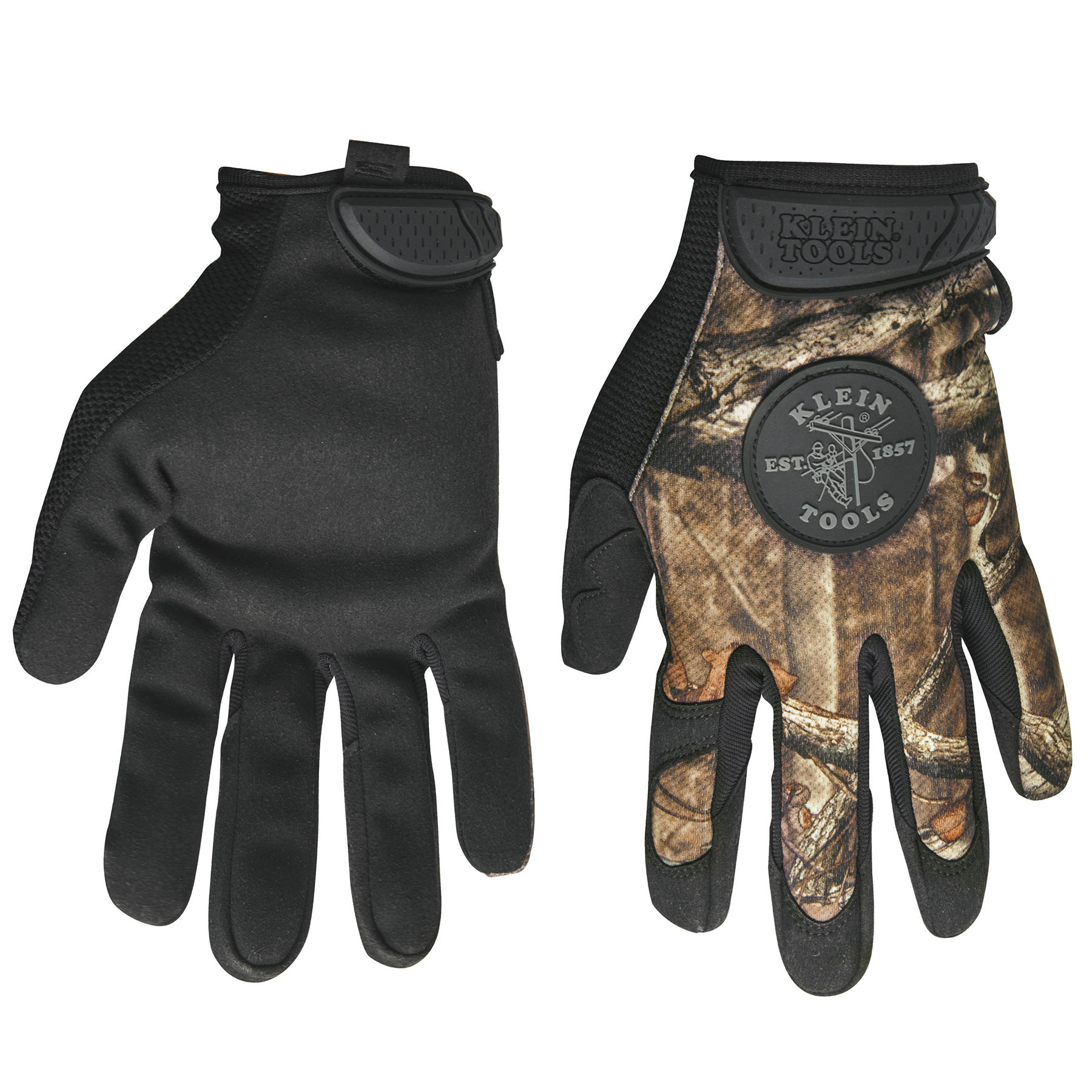 Journeyman Camouflage Gloves, Large