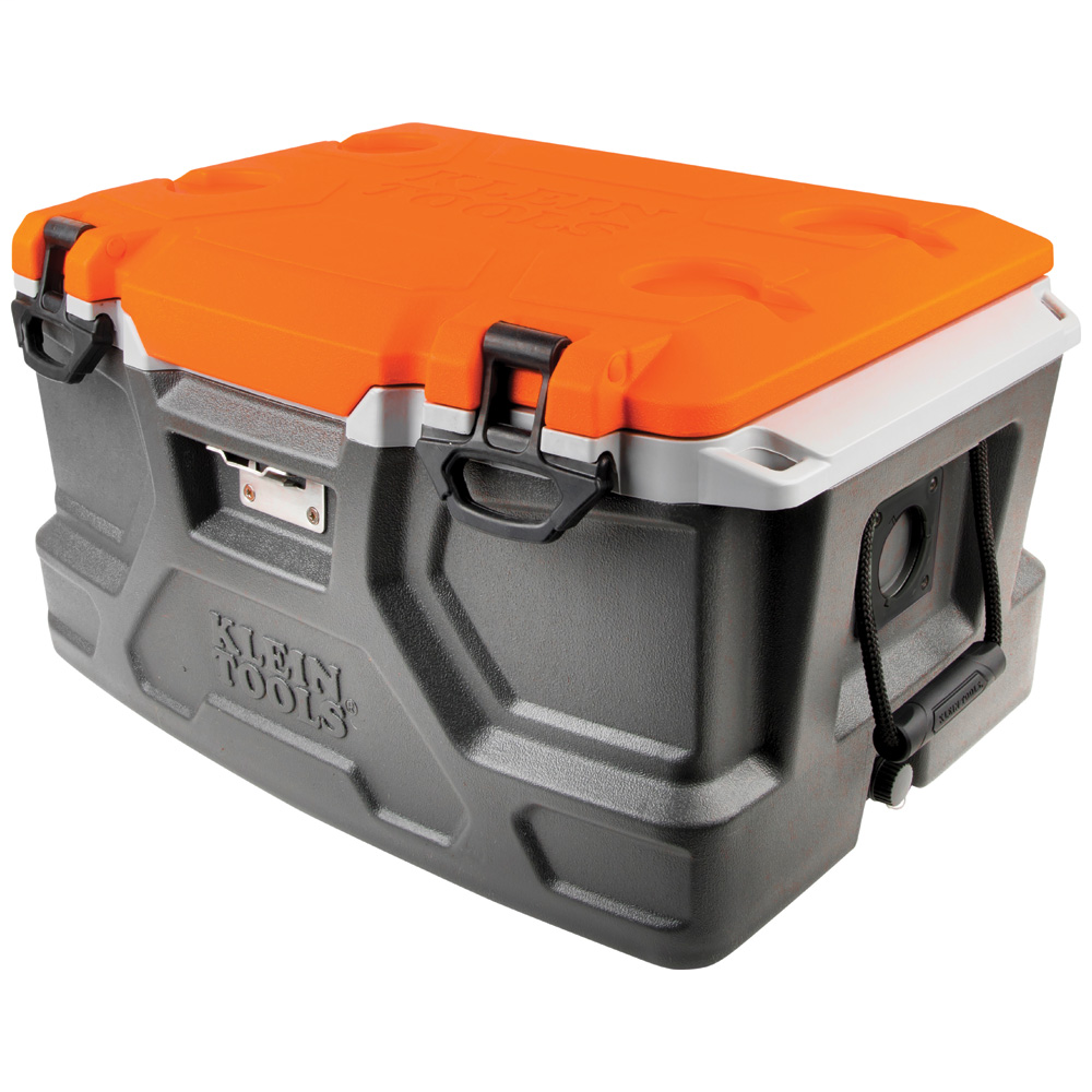 Cooler, 48-Quart Ice Cooler Box