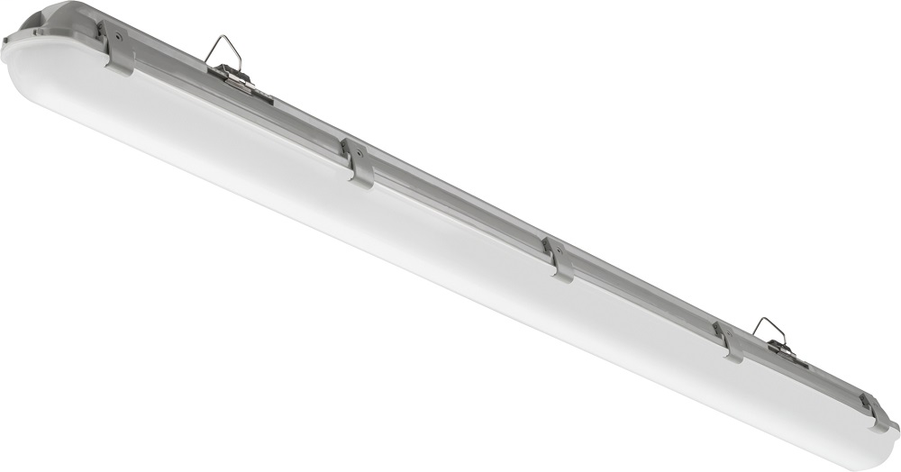 LED wet location striplight, 48'' long, 3,500 nominal lumens, 120V-277V, 4000K, 80 color rendering index, SKU - 262EYP
