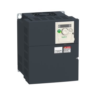 Variable speed drive ATV312 - 7.5kW - 16.2kVA - 388W- 200..240 V- 3-phase supply