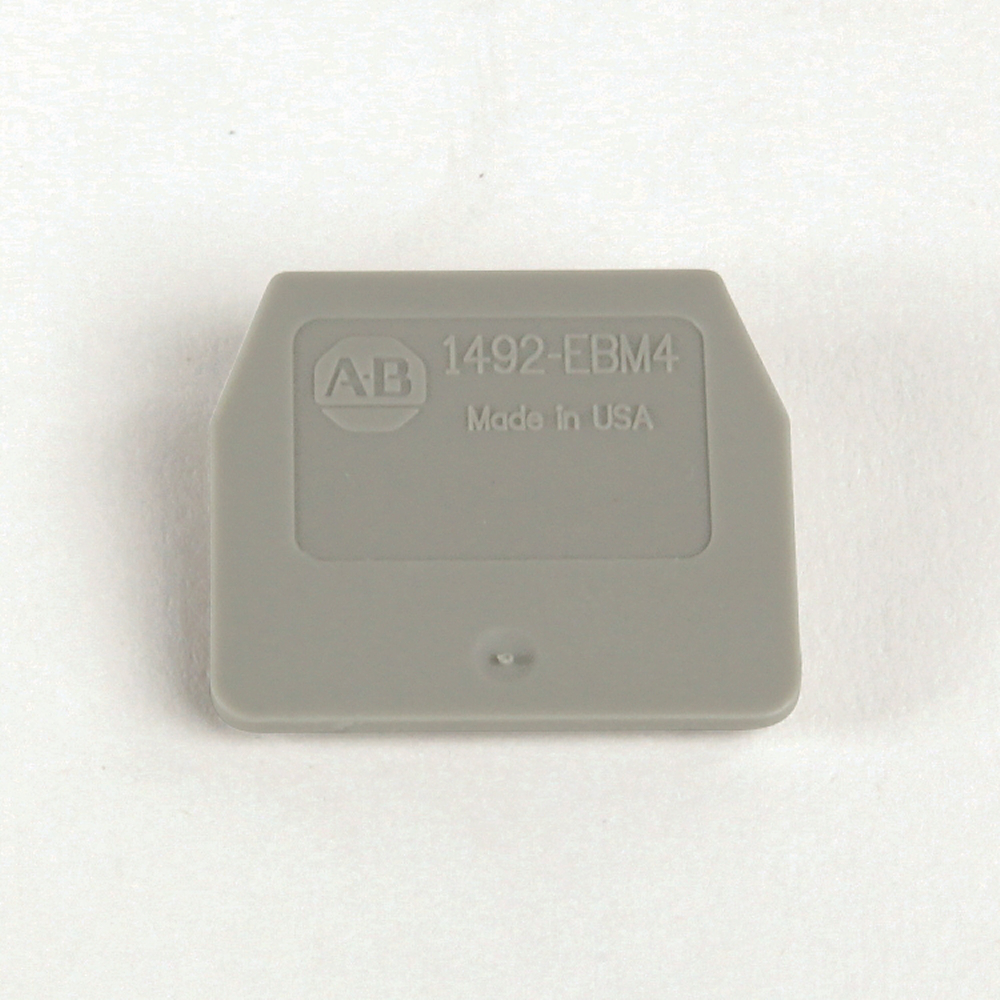A-B 1492-EBM4 END BARRIER