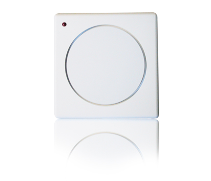 WATT-STOPPER W-1000A ULTRASONIC CEILING MOUNT OCCUPANCY SENSOR 1000 SQ FOOT COVERAGE (POWER PACK NEEDED)