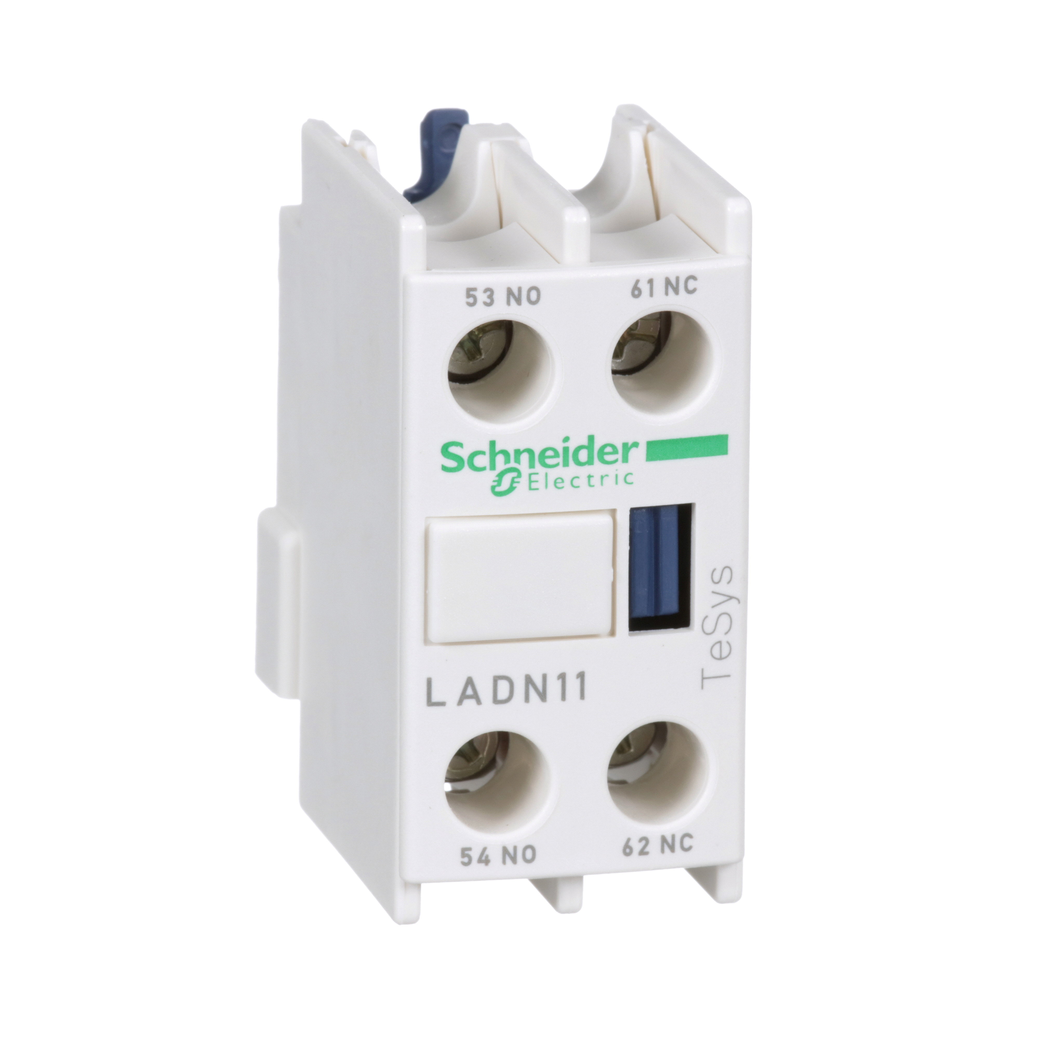SQD LADN11 CONTACTOR AUXILIARY IEC 1 NO/NC