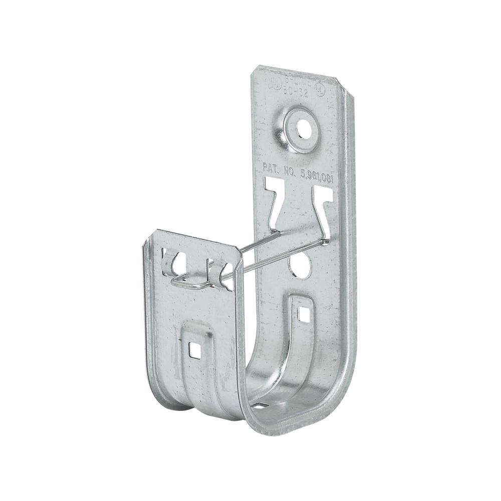 B-Line Series BCH32 2 Inch Pre-Galvanized Cable Hook
