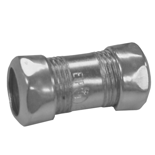 EGS 6050S 1/2-IN EMT STEEL COMPRESSION COUPLING