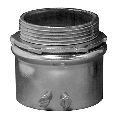 EGS 4125ST 1-1/4 EMT INSULATED THROAT CONNECTOR