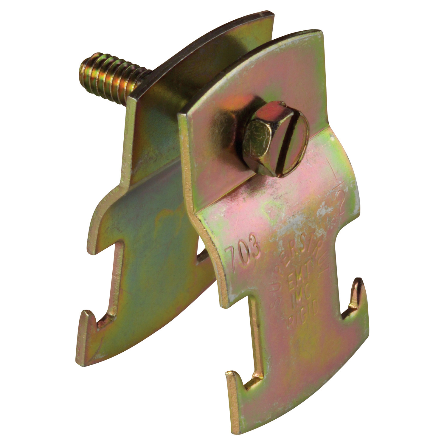 SS 701-3/8 OD TUBING PIPE CLAMP