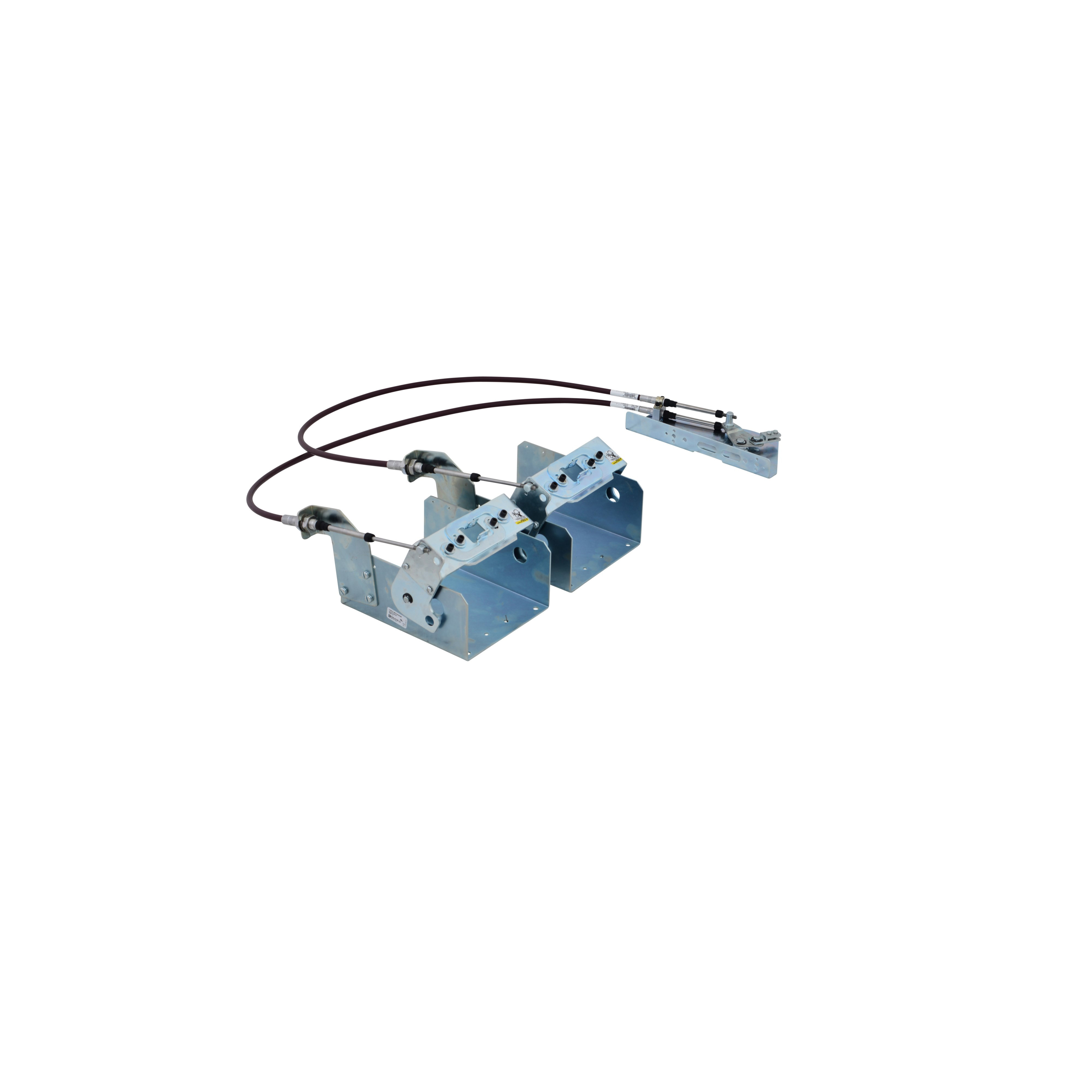SQUARE D Dual cable operating mechanism, two 60 inch cables, for Compact NSJ and PowerPact D and L