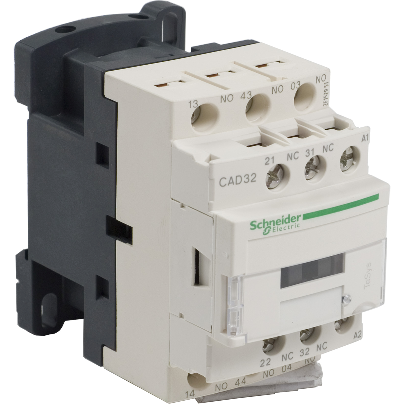 SCHNEIDER ELECTRIC Schneider Electric,Relay 600v 10 Amp Tesys + Options,10 A at <= 60 A°C set of 10 without built-in,120 V AC 50/60 Hz,3 NO + 2 NC,TeSys TeSys D control relay,auxiliary contactor CAD,control circuit CAD