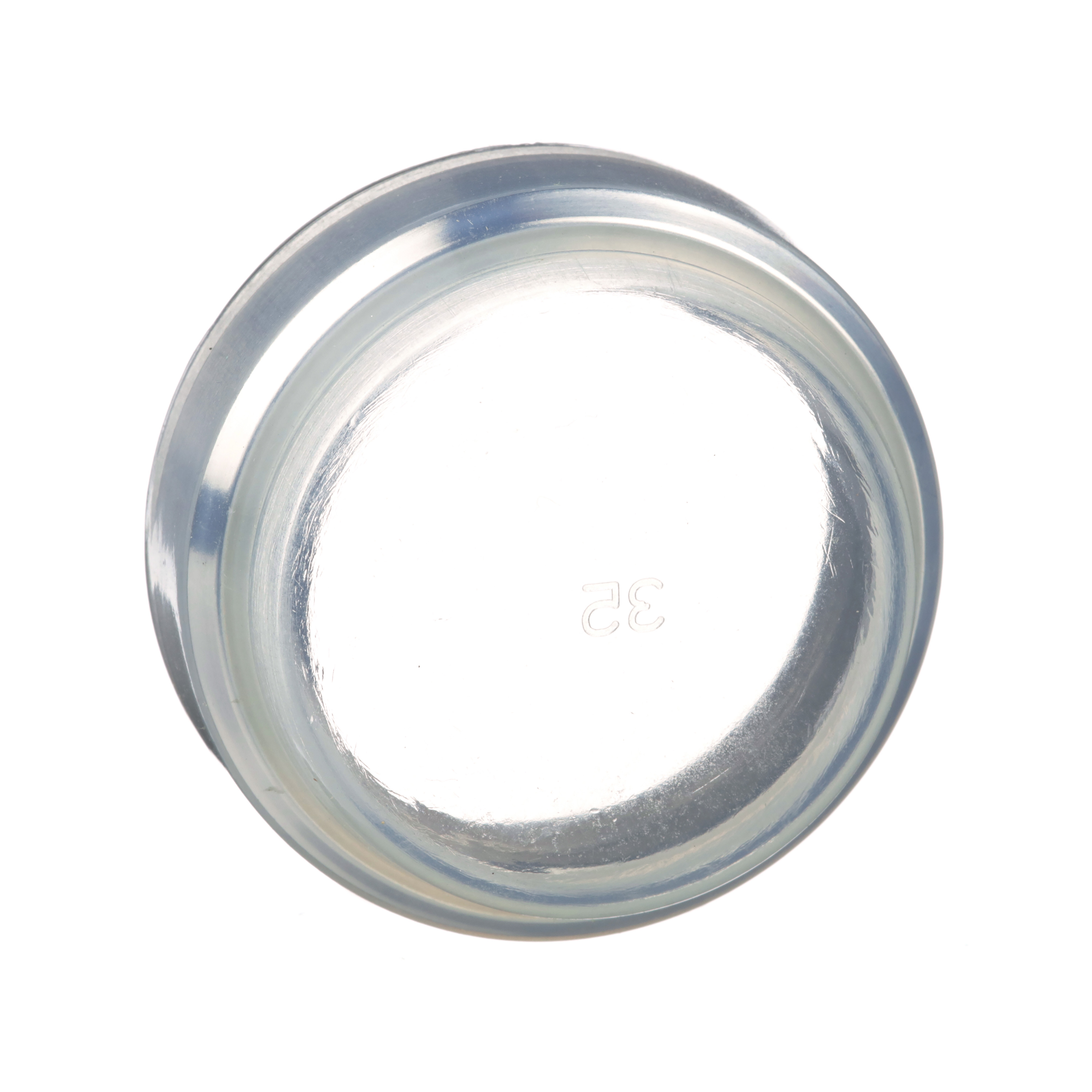 SQUARE D 30mm Push Button, Types K or SK, clear protective boot, for nonilluminated push buttons