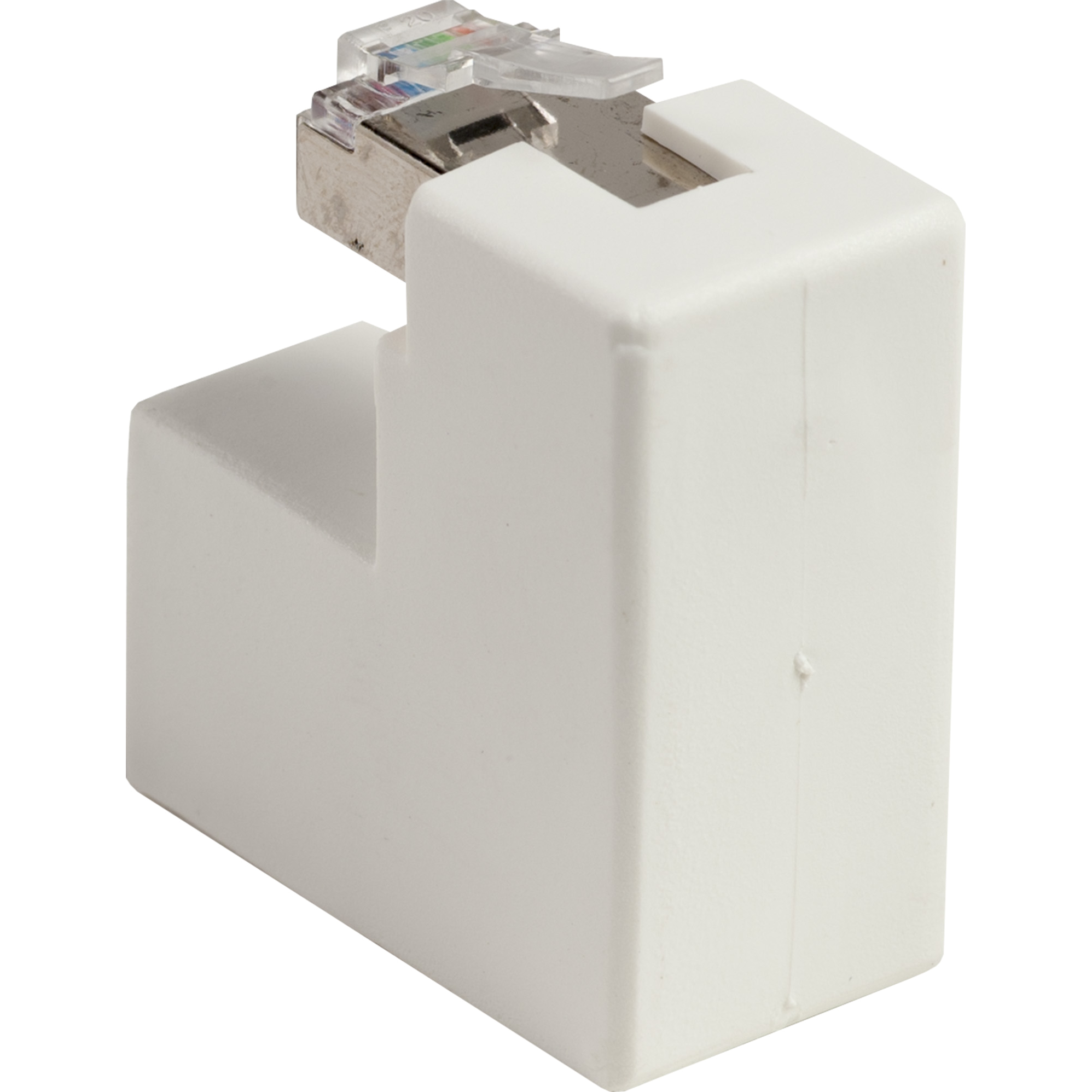 SQUARE D 180° ethernet connection for shielded twisted pair cables, TeSys T