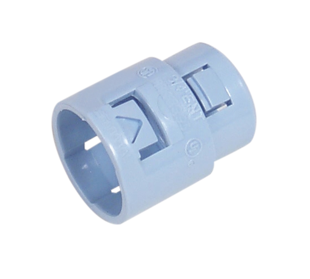 """TOPAZ FITTINGS 3/4"""" ENT TERMINAL ADAPTER SNAP-IN"""