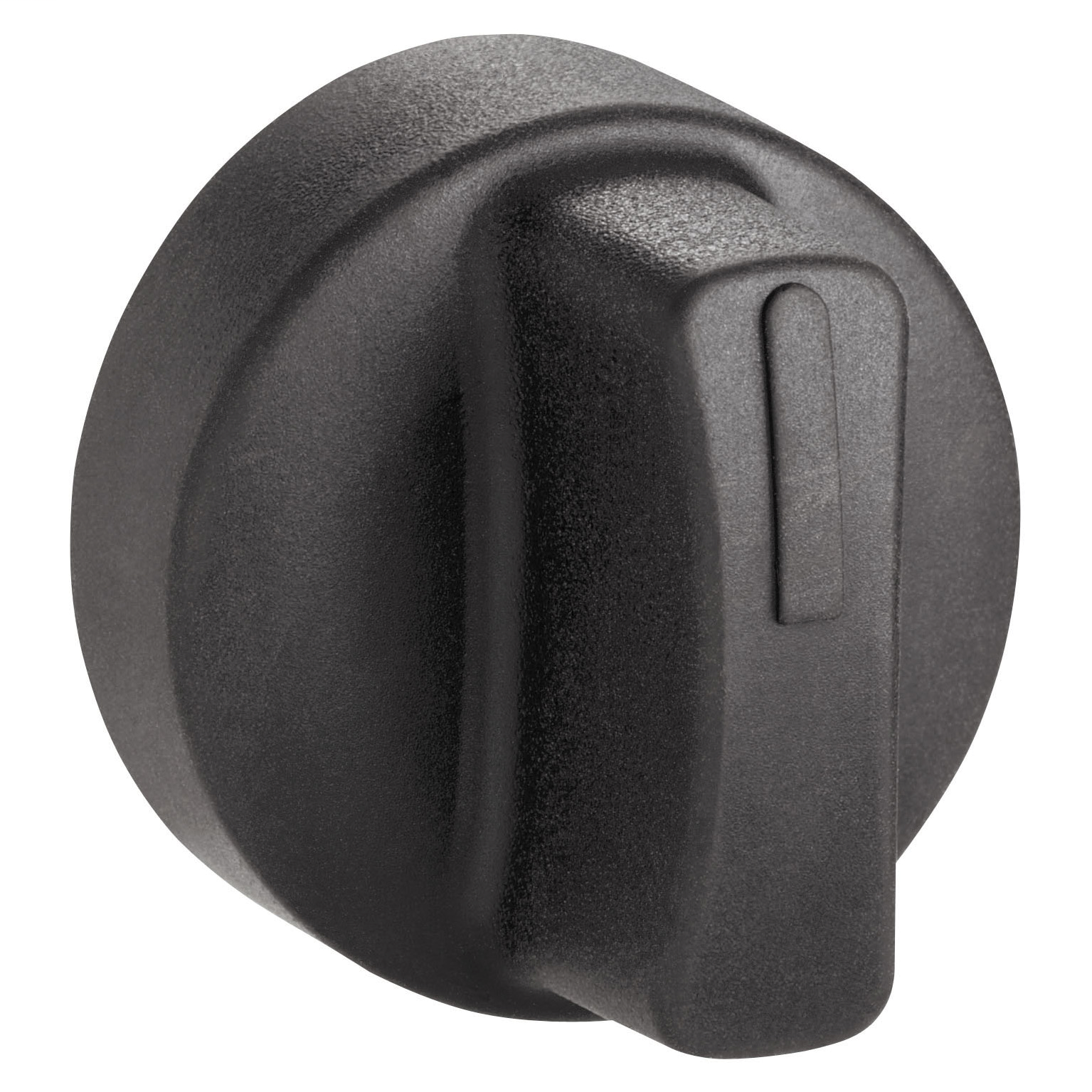SQUARE D Black boot for standard handle selector switch Ø22