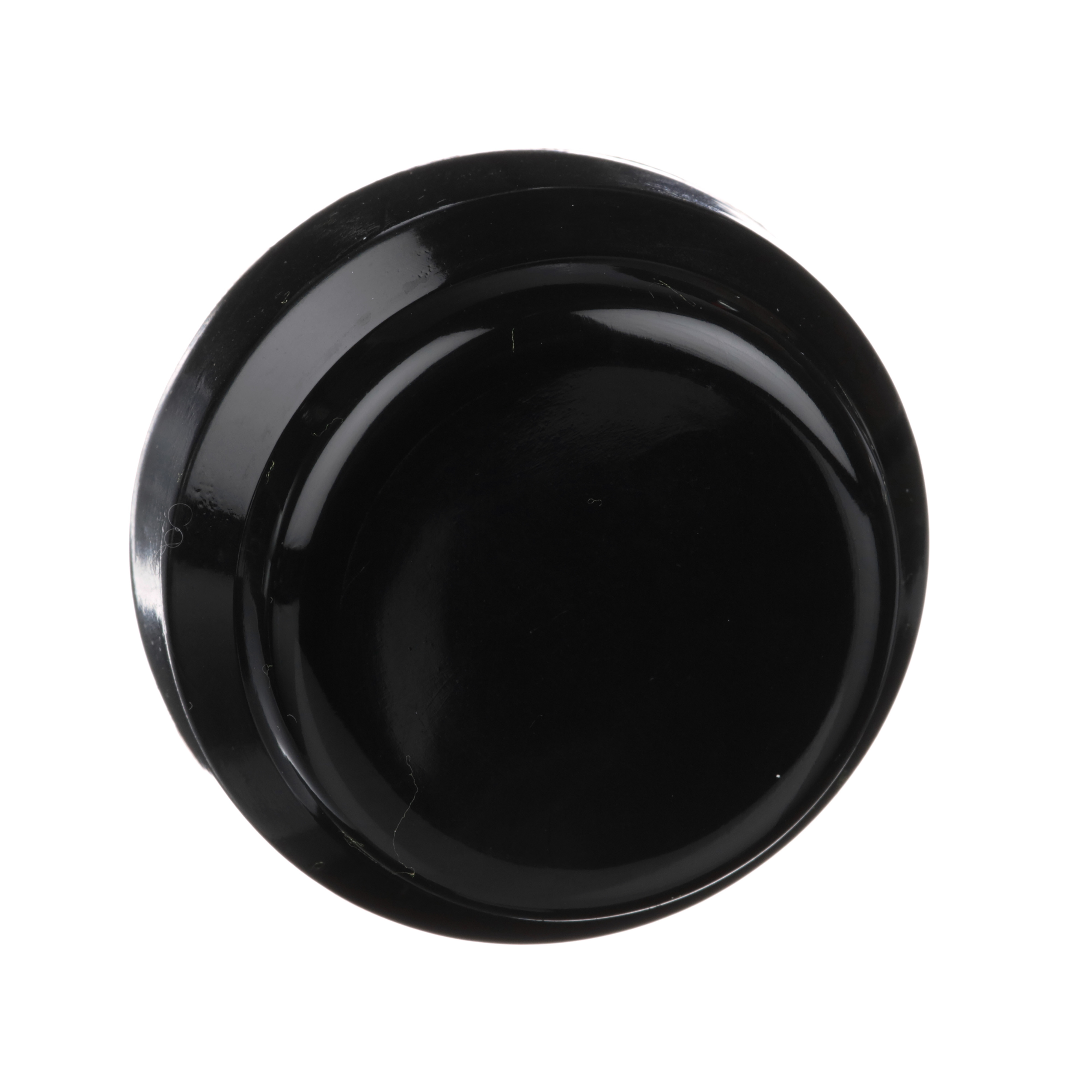 SQUARE D 30mm Push Button, Types K or SK, black protective boot, for nonilluminated push buttons