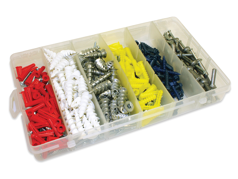 Multiple Type Anchor Kits