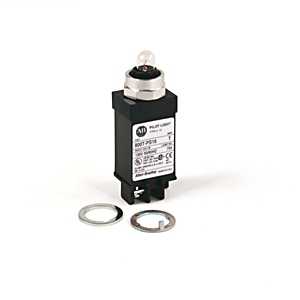 800T Small Pilot Light,Clear, Transformer (or Dual Input), None, Transformer Type, Incandescent Lamp, 120V AC 50/60 Hz