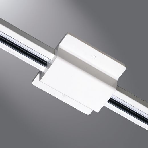 COOPER LIGHTING FLOATING CANOPY & CONNECTOR, SINGLE CIRCUIT, WHITE