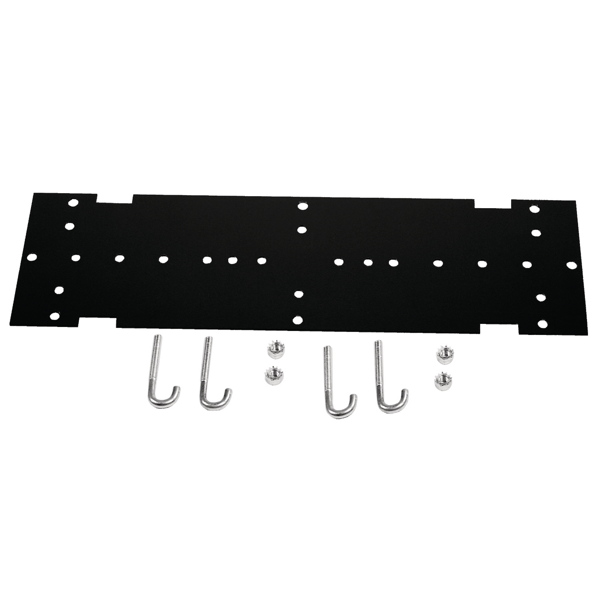 Hubbell Premise Wiring Products, NEXTFRAME Ladder Rack, Mounting Kit toRelay Rack