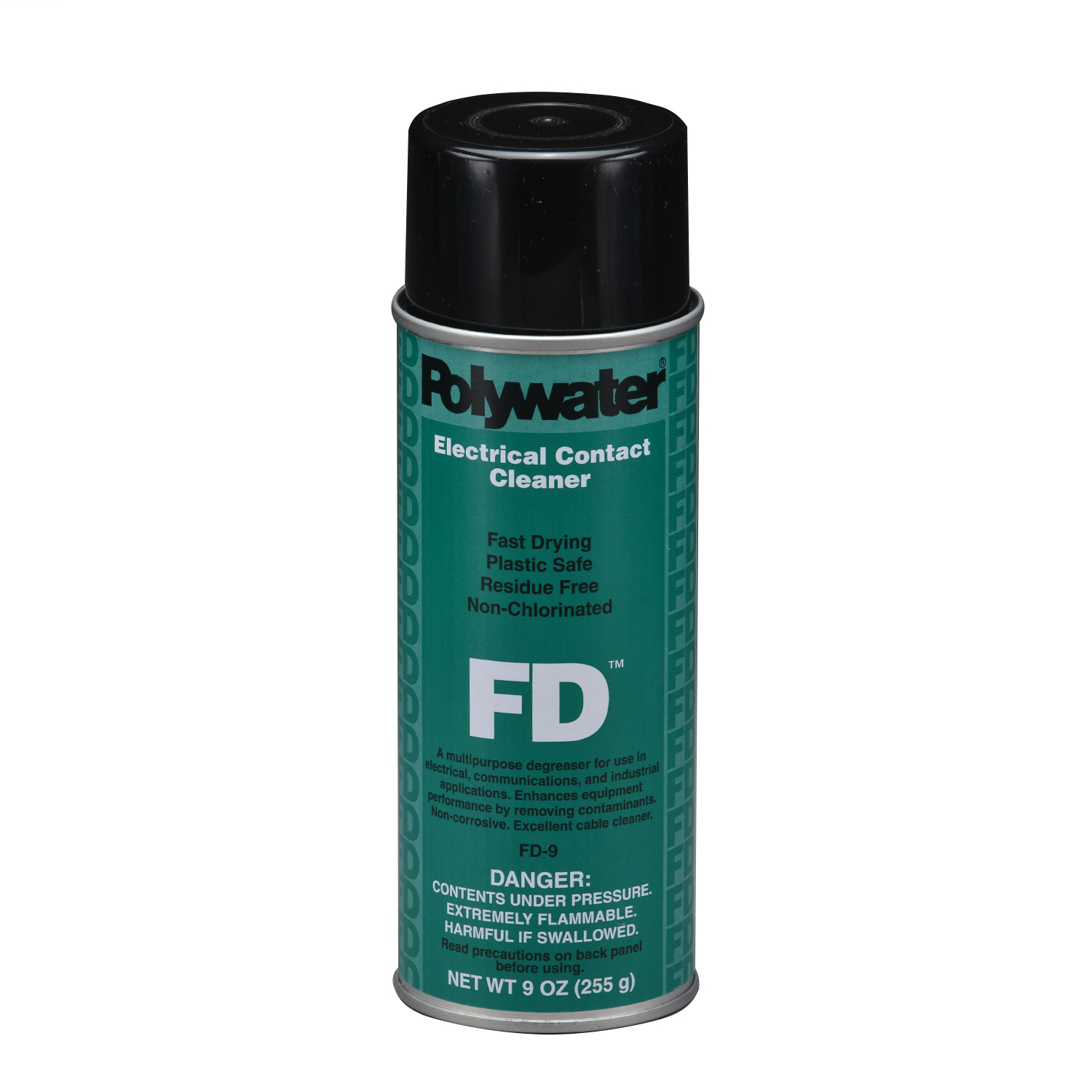 POLYWATER 9 net wt. oz. Versatile Cleaner with Excellent Properties