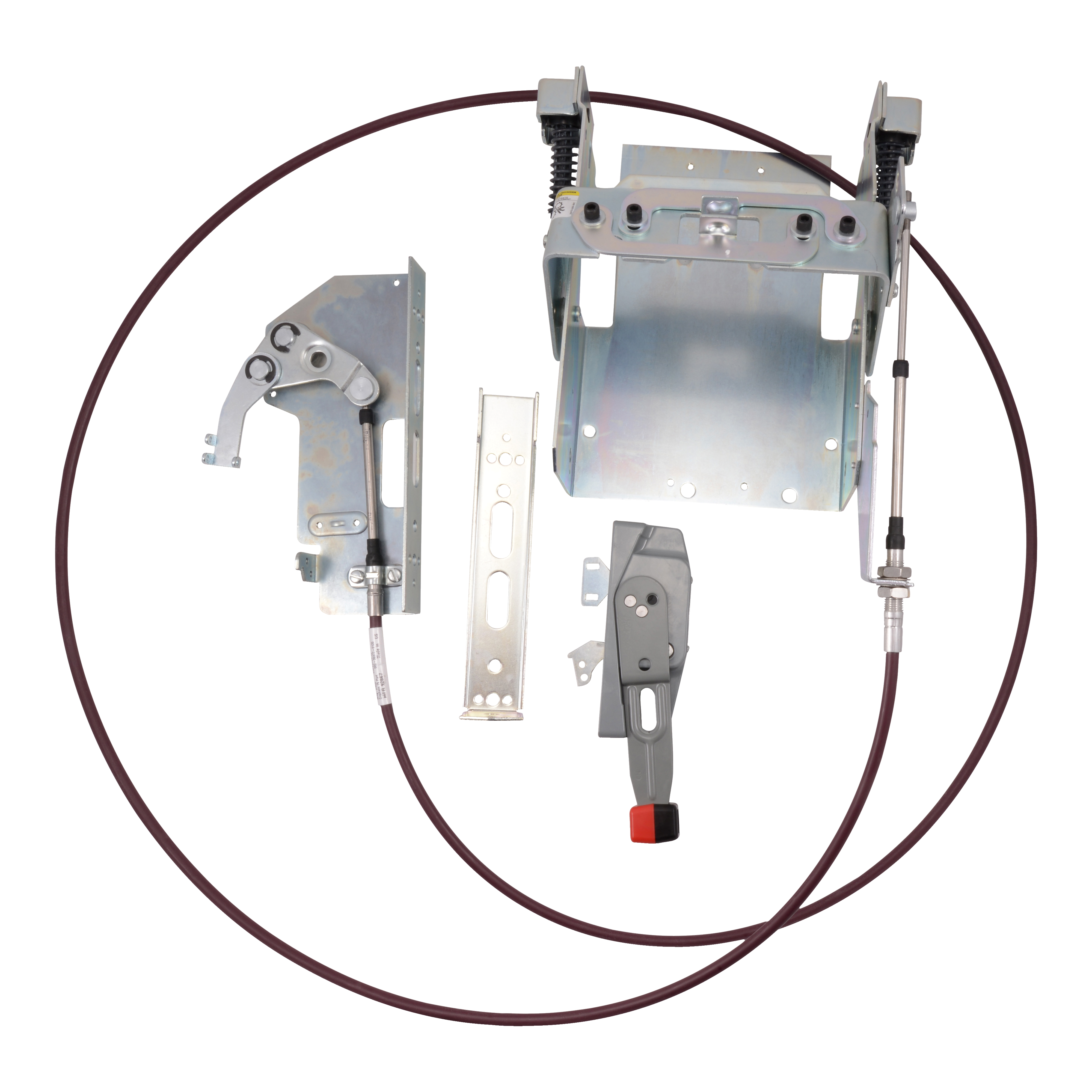 SQUARE D 9422 Cable Operated Mechanisms for Circuit Breaker Mechanisms - 9422CGJ31