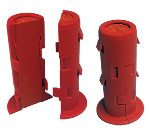 """Mayer-Firestop Grommet for Cables up to 0.27""""-1"""