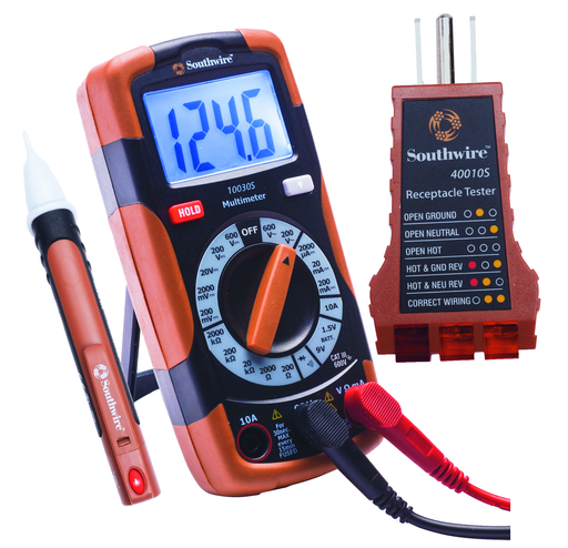 Mayer-KIT, ELECTRICAL TEST  10035K (FR)-1