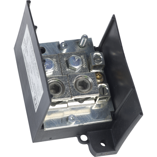 Mayer-200A Series F5-F6 Copper Solid Neutral Assembly-1