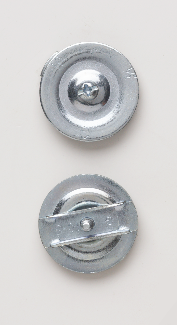 """Mayer-1"""" 3 PIECE KNOCKOUT SEAL 30052-1"""