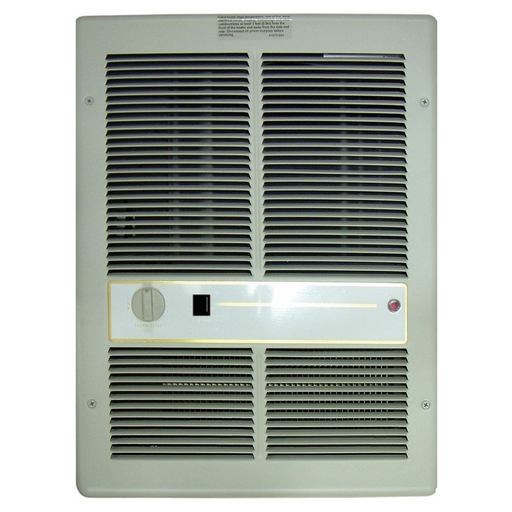 Mayer-4800W 240V Fan Forced Wall Htr Ivory-1