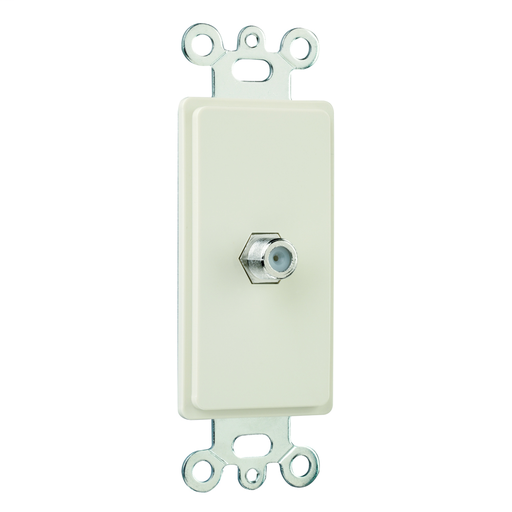 Mayer-1 F TYPE COAX OUTLET DECORATOR OP-1