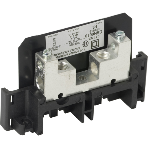 Mayer-100A Series F2-F6/F5-F6 Solid Neutral Assembly-1