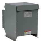 600V Class Three Phase Autotransformer, 600Y - 480Y Volts, 480Y - 380Y Volts, 112.5 kVA