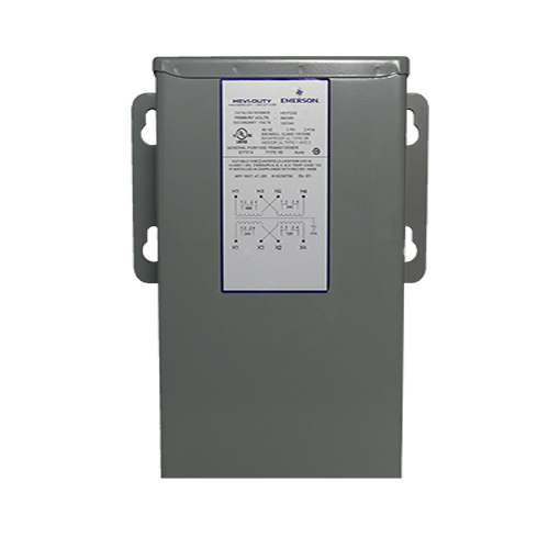 Non-Ventilated Automation Transformer,0.150 kVA, Primary Amps: .625/.313, Secondary Amps: 1.25/.625, Primary Volts: 240 x 480, Volts Secondary: 120/240, Frequency: 60 HZ, Single Phase