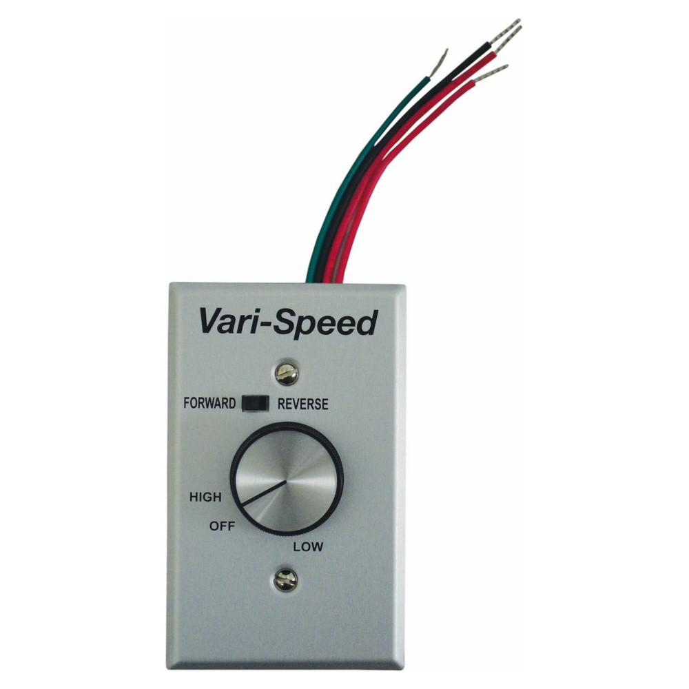 Controller Switch, Solid State. For Use With IHR-56R, 120 V, 3-5 Fans, Reversing Switch