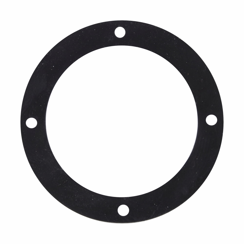 Eaton Crouse-Hinds series Condulet GRF gasket, Neoprene, Used with GRF series outlet boxes