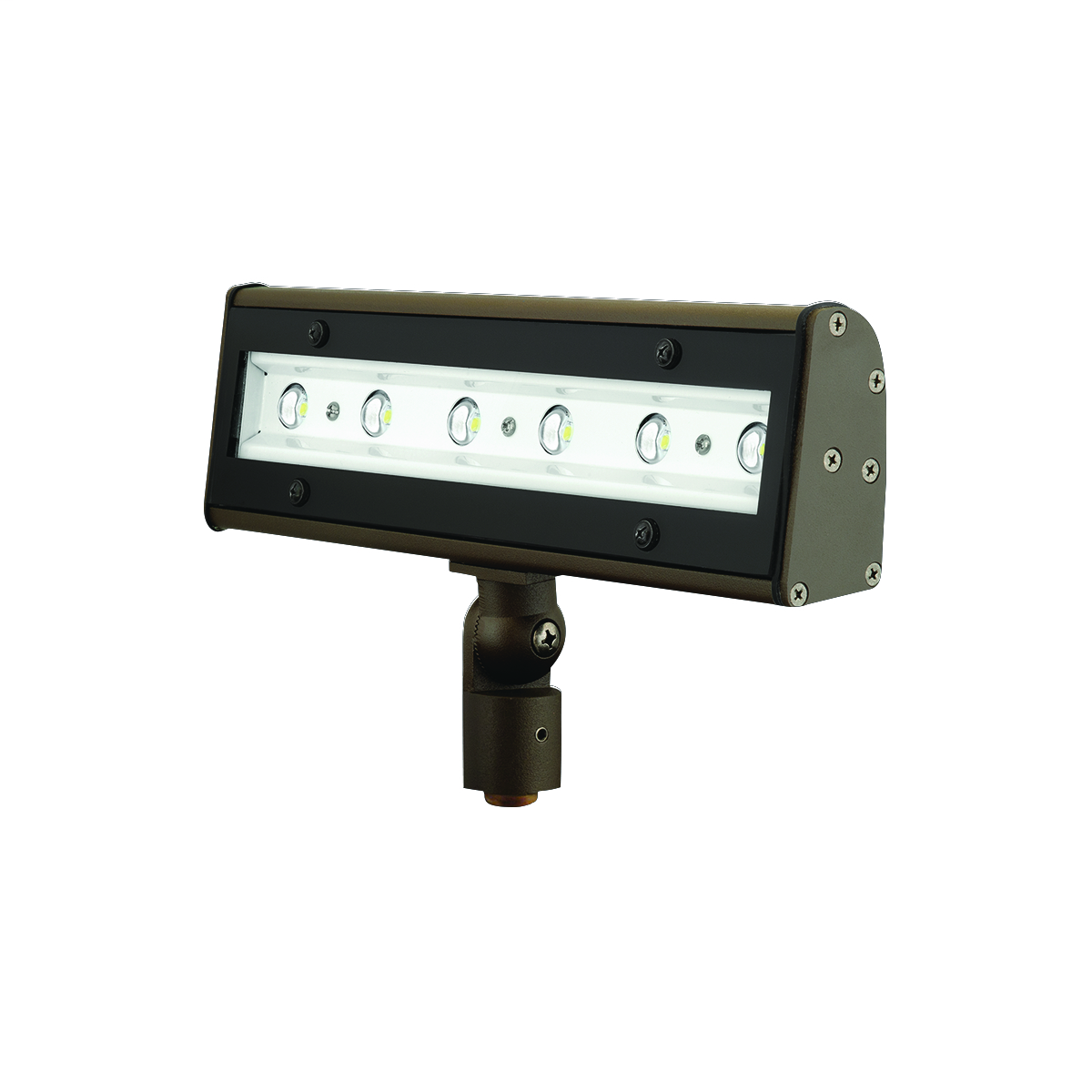 ALF is ideal for small floodlighting applications such as signs, facade, landscape accent or small area illumination to be easily hidden or blend into the landscape environment.