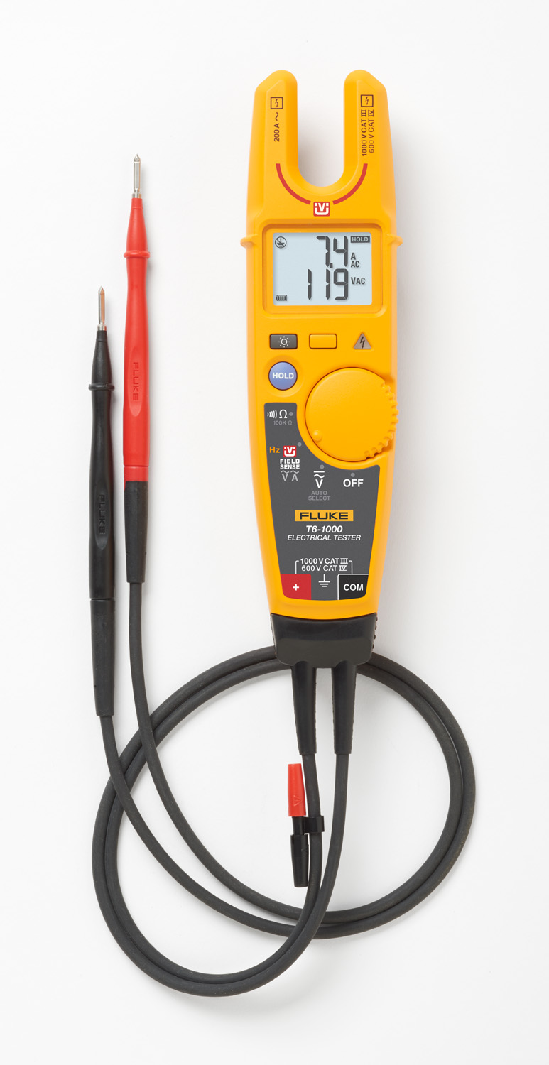 1000 VOLT ELECTRICAL TESTER W/FIELDSENSE