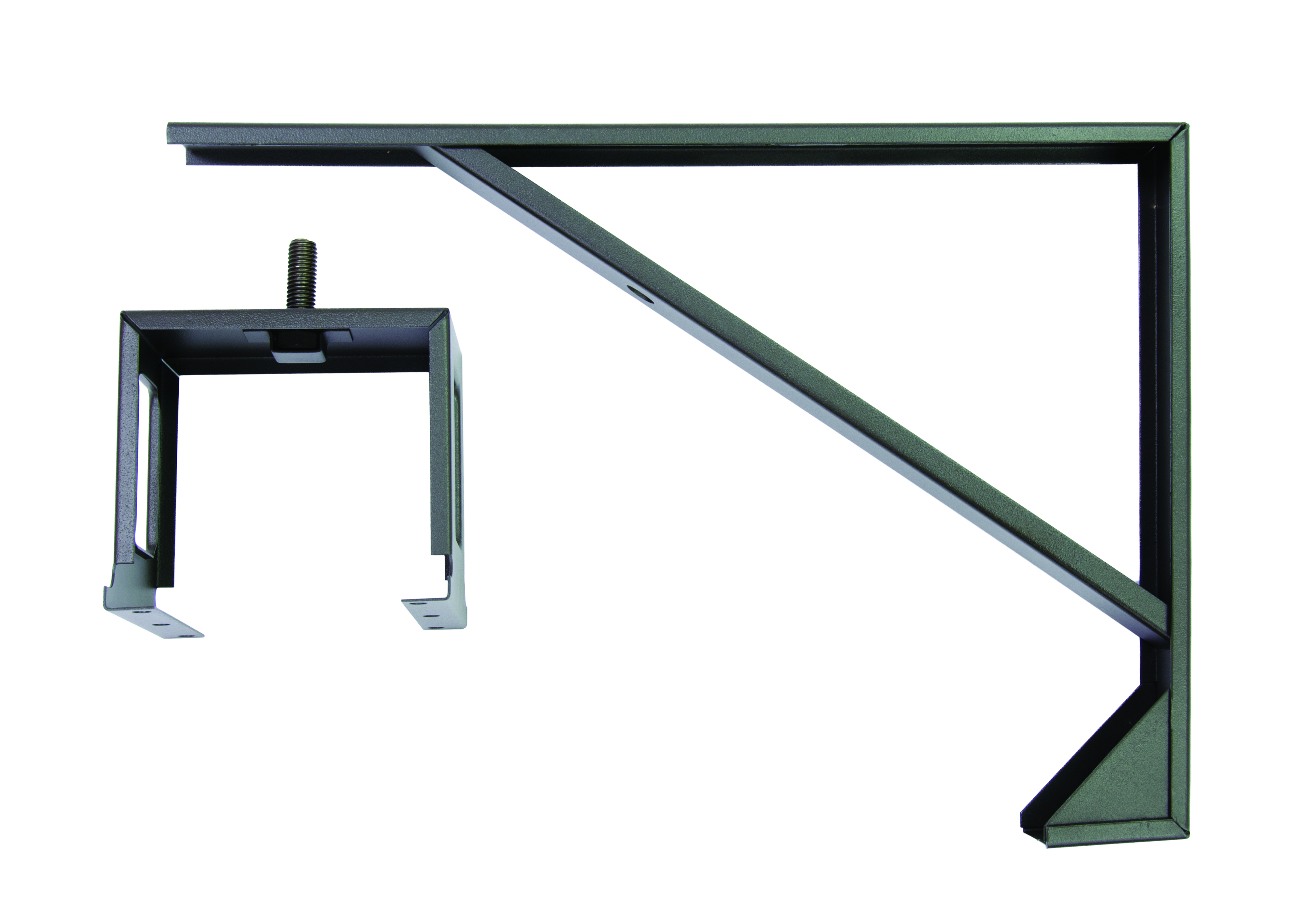 Wall Mounting Bracket, Horizontal Discharge. For Use With 3.3 KW - 5 KW 5100 Series Fan Forced Unit Heaters